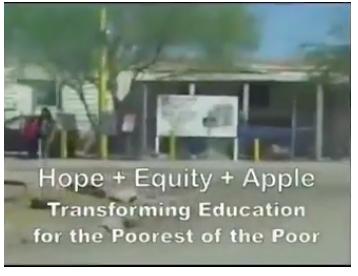 Hope + Equity + Apple
