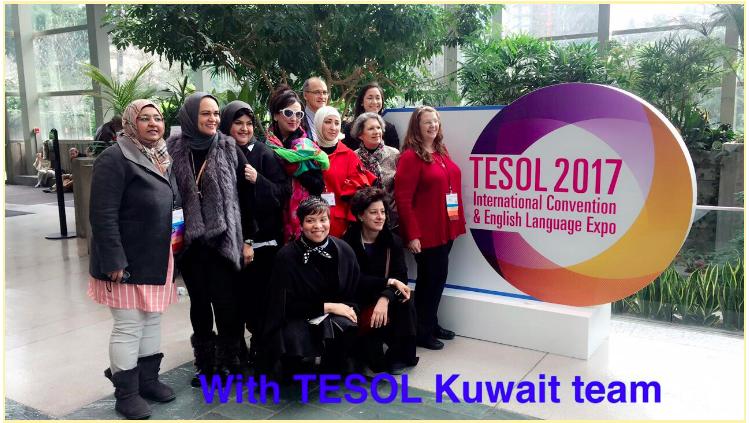 TESOL Kuwait 2017