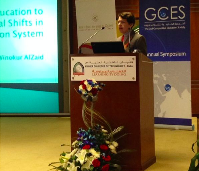 Presentation by Ilene Winokur Alzaid