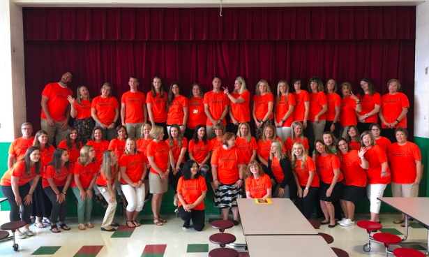 Maple Elementary Staff