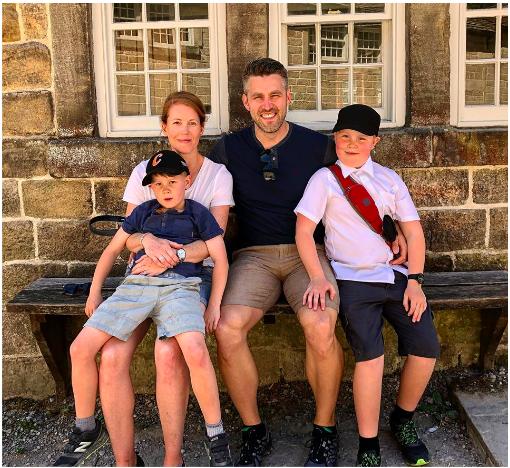 Trevor MacKenzie's Family