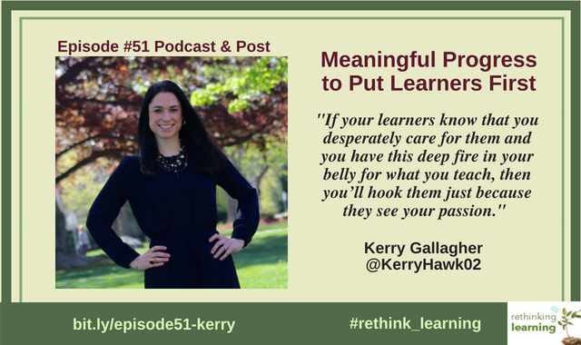 Episode #51 Podcast & Post Kerry Gallagher