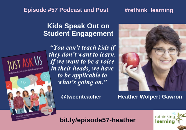 Episode #57 Podcast-Post-Heather Wolpert-Gawron