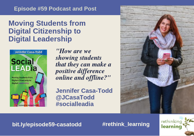 Episode #59 Podcast and Post: Jennifer Casa-Todd