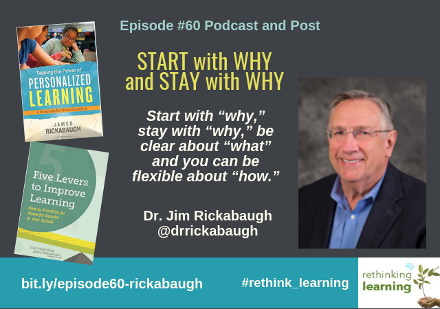 Episode #60 Podcast-Post Jim Rickabaugh