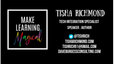 Tisha Richmond Contact Information