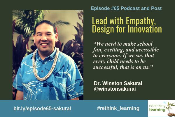 Episode #65 Podcast-Post Winston Sakurai