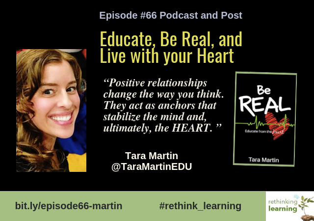 Episode #66 Podcast-Post Tara Martin