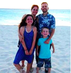 Jon Harper's Family