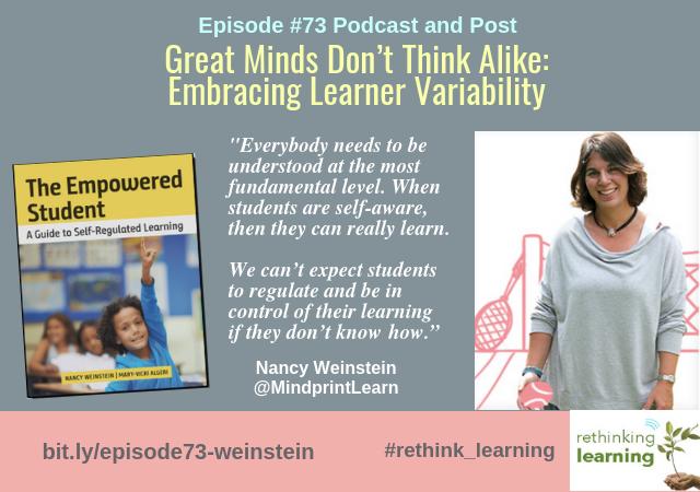 Episode #73-Podcast-Post Nancy Weinstein
