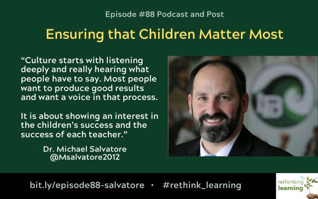 Episode #88_ Dr. Michael Salvatore