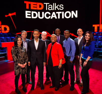 Ted Talks Education with Ramsey Musallam