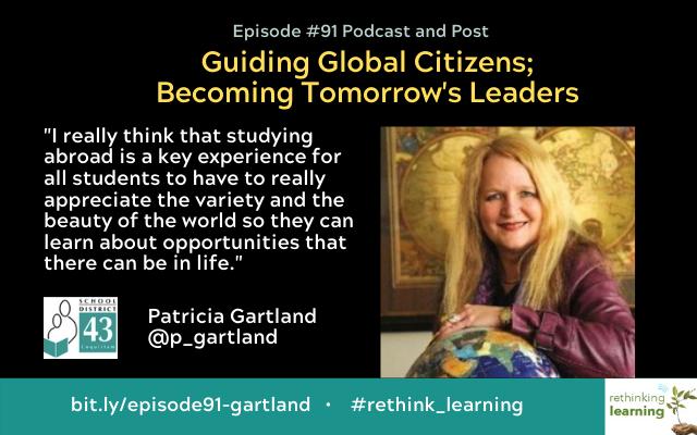 Episode #91: Patricia Gartland