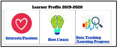 Learner Profile 2019-2020