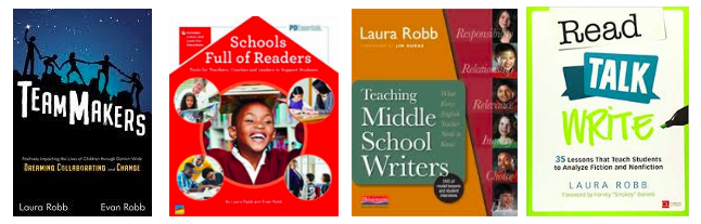 Laura Robb's Books