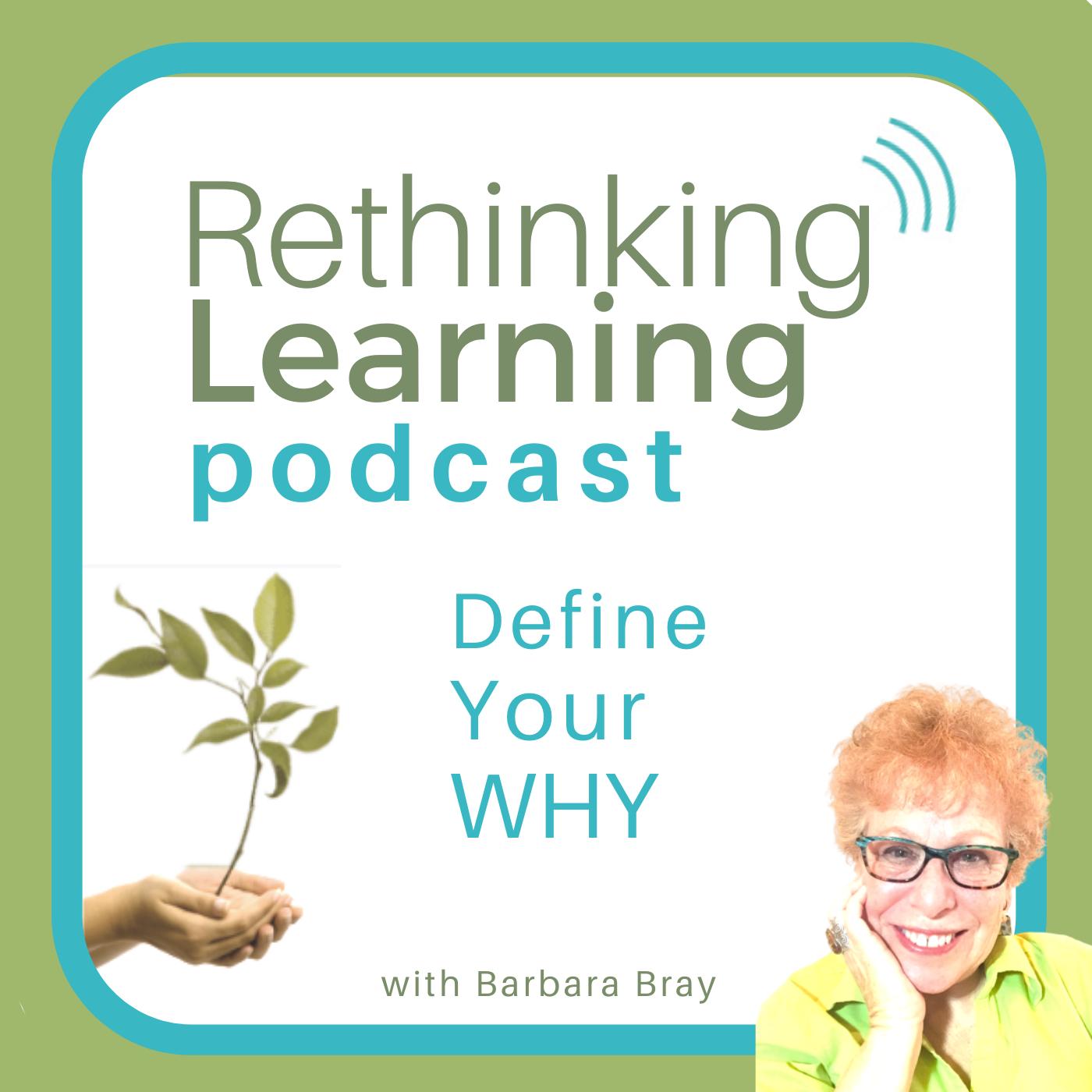 Rethinking Learning Podcast logo