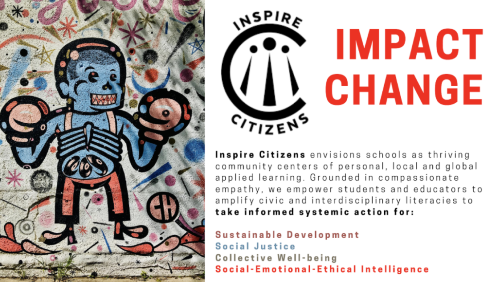 Inspired Citizens logo and description