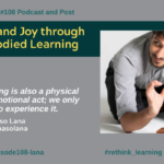 Episode #109: Play and Joy through Embodied Learning with Tommaso Lana