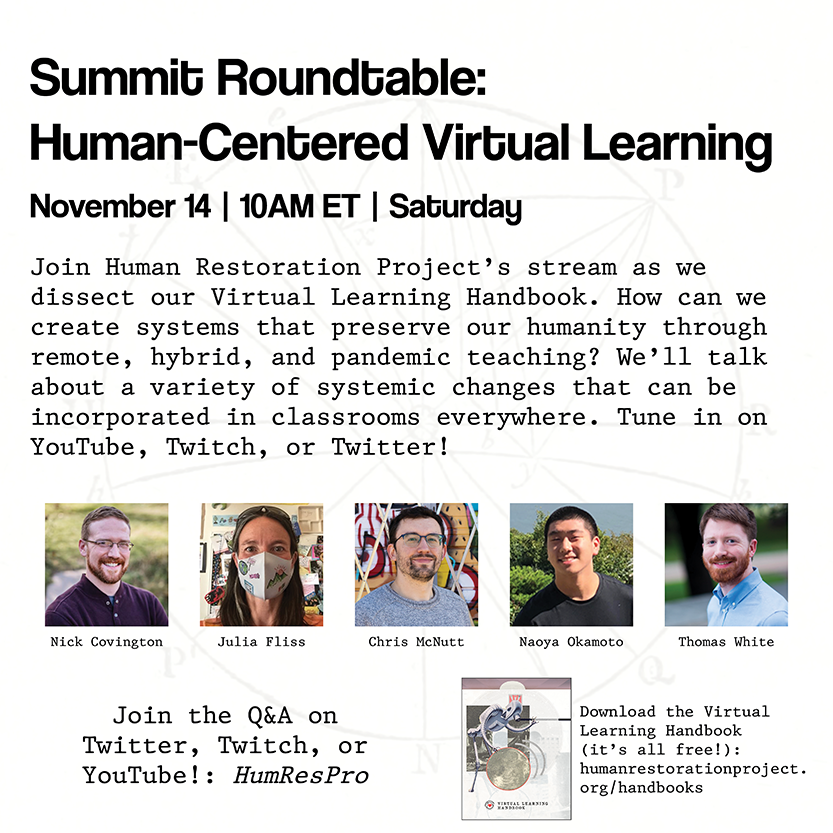 Summit-Human Restoration Project 11-14-20