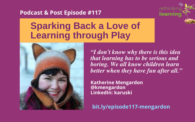 Episode #117-Katherine Mengardon