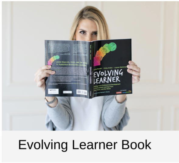 Evolving Learner book