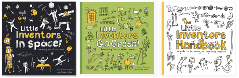 Little Inventor Books