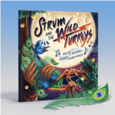 Strum and the Wild Turkeys