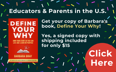 Get your copy of Define Your Why by Barbara Bray