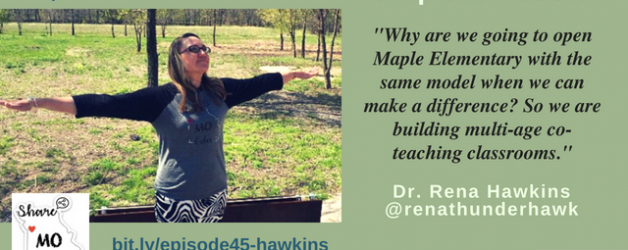 Episode #45: Pump the Positive with Dr. Rena Hawkins
