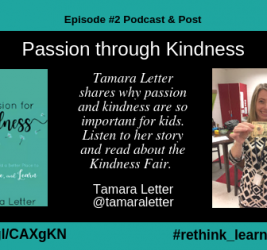 Episode #2: Passion Through Kindness by Tamara Letter