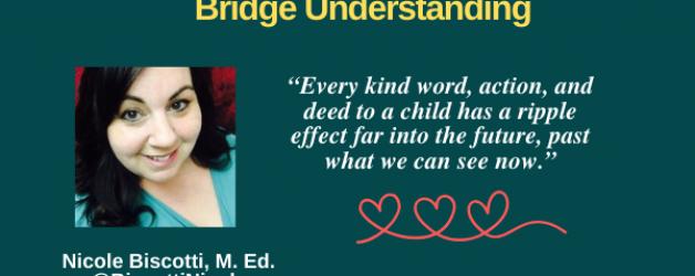 Episode #85: Writing to Uplift, Inform, and Bridge Understanding with Nicole Biscotti