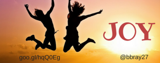 Why Joy Really Matters!