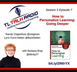 TL Talk Radio: Talking about Deeper Learning