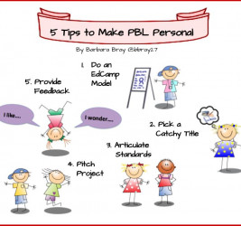 5 Tips to Make PBL Personal