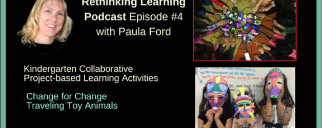 Episode #4: Conversations about PBL with Paula Ford