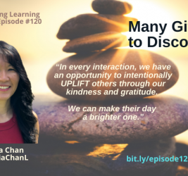 Episode #120: Many Gifts to Discover with Livia Chan