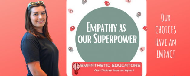 Empathy as our Superpower with Naomi Toland (Podcast Episode #123)