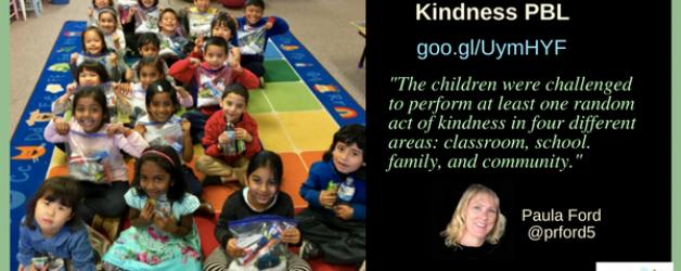 Random Acts of Kindness PBL