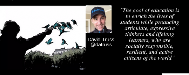 Episode #34: Dream, Create, and Learn with Dave Truss