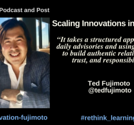 Episode #39: Scaling Innovations with Ted Fujimoto