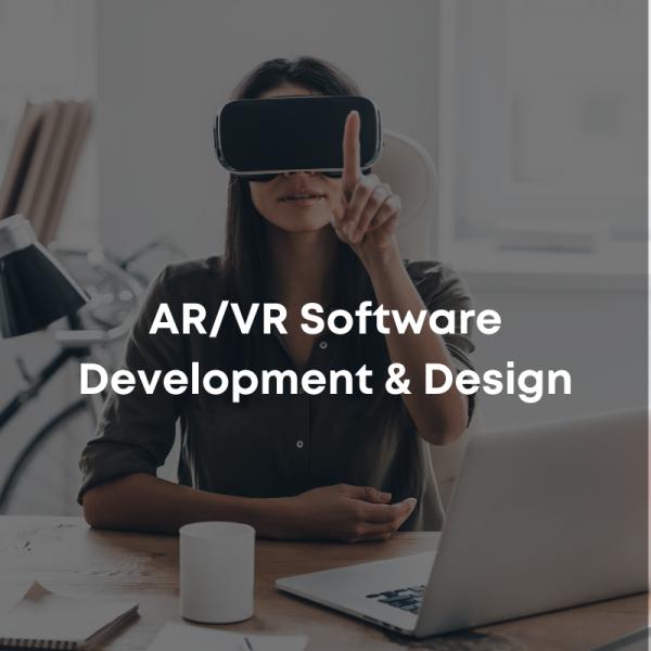 AR/VR Software Development and Design