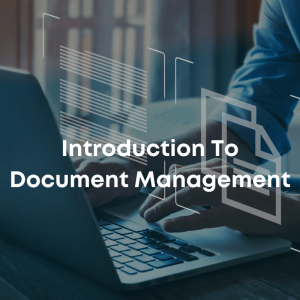 document management course online