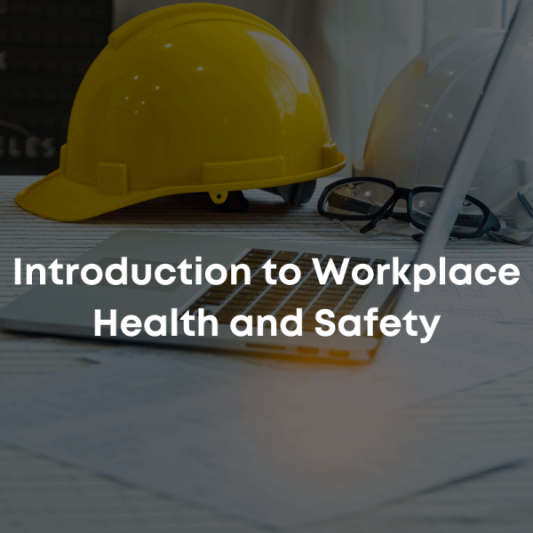 workplace health and safety course