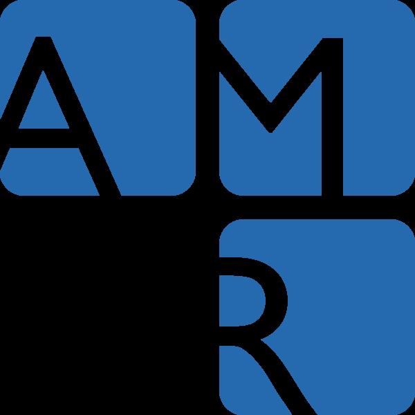 AMR Logo v3.0 FINAL RV (Blue)