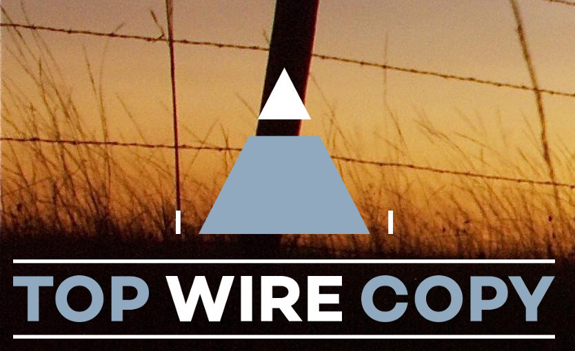 Top Wire Copy - quality web content for 4x4 & Camping Equipment companies