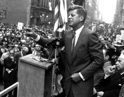Nat Fein, Kennedy Campaign