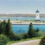 Kathryn Kleekamp, Edgartown Light