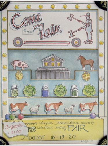 Fair poster 1988