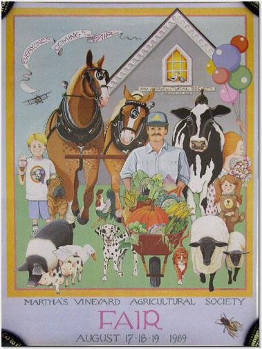 Fair poster 1989