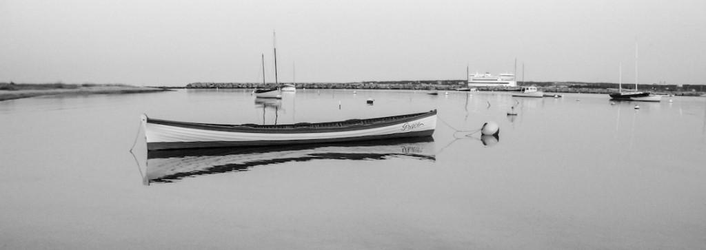 Uta Kloss - Vineyard Haven Harbor DSC0361